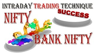 Intraday trading strategy for Nifty & Banknifty  : Dont Miss It !!!!!