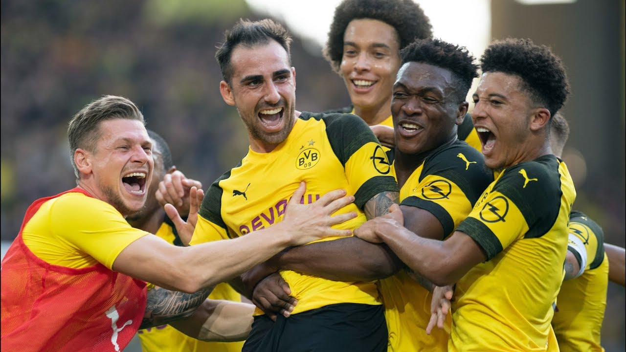 Borussia Dortmund Augsburg