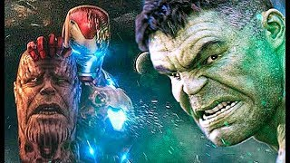 Se Filtra Historia de Avengers EndGame!? El Final del Capitan America, Iron-Man y Thanos!?