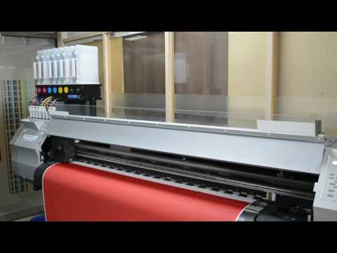 Max. 2 Liter Bulk Ink System Compatible with Mimaki MBIS