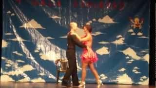 """4ª Gala De Baile Ashirvad. Bolero """"No me Conoces"""" -  Marc Anthony"""