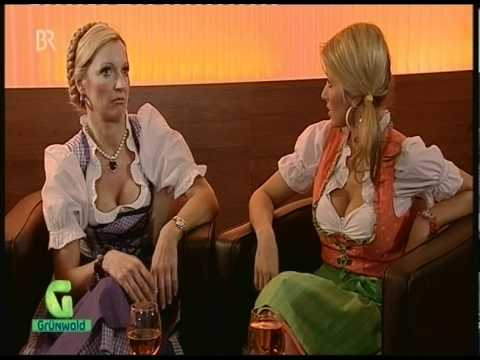 Günter Grünwald - Werbung Bayrisch Menthol