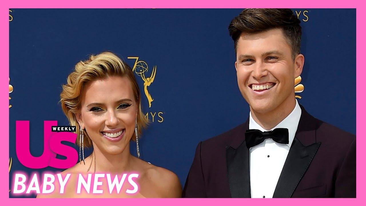Scarlett Johansson is Pregnant, Colin Jost Confirms