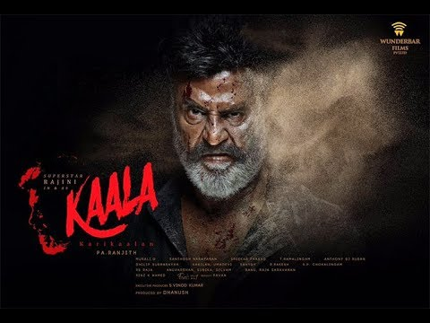 Kaala - Title Song | Lyric Video | Rajinikanth | Pah (Inspired By kaala trailer)