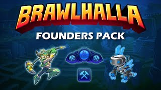 Brawlhalla PS4 Founders Pack Trailer