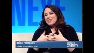OLAY TV Kulisten Sahneye Doğum Psikolojisi 15 03 2015