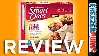 Weight Watchers Smart Ones Smart Creations Chicken Fajitas Video Review: Freezerburns (ep653)