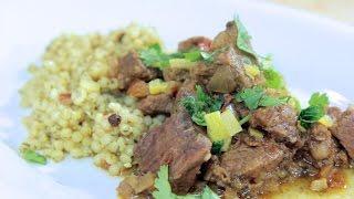 Ras El Hanout Beef Stew | Rule Of Yum Recipe