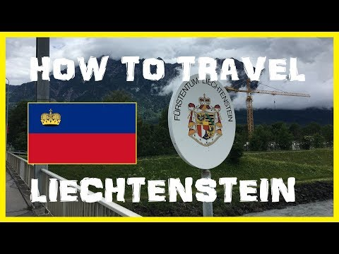 LIECHTENSTEIN TRAVEL GUIDE | Fürstensteig Vaduz Schaan | Tip