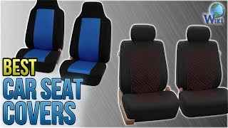 10 Best Car Seat Covers 2018