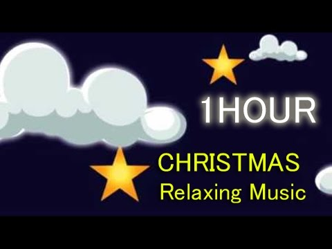 One Hour Christmas Relaxing Music - Twinkle Twinkle Music - Sleep Music