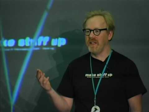 """Hope2601 Pt 10, Adam Savage and """"The RFID Censorship Question"""" www.HOPE.net"""