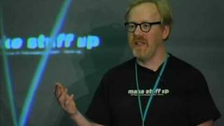 Hope2601 Pt 10, Adam Savage and