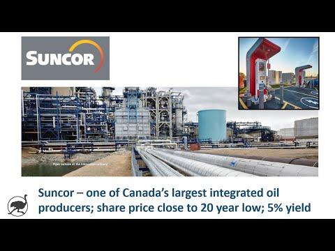 How Low Can You Go?  Suncor Stock Analysis $SU