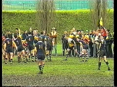"""""""Let the tradition continue"""" St Kevins College 1993 Rugby highlights"""