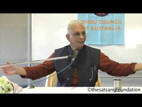 Sri M - Vedanta For the Modern World (Deeper Aspects of Hinduism) Melbourne 2018