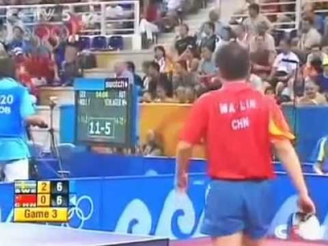 2004 Olympic Games Table Tennis Men