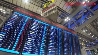 Suvarnabhumi International Airport-May 2018