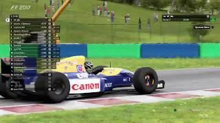 FRL - F1 2017 - CLASSIC CARS - HUNGARIAN GRAND PRIX LIVE