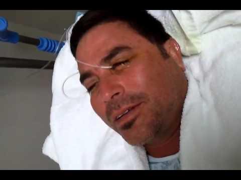 Accidente por soldar sin careta o vidrio sombra youtube - Mascara de soldadura ...