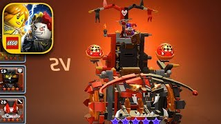 LEGO Quest & Collect - Nexo Knight World Boss Descent Event (Round 1 Evil Mobile)