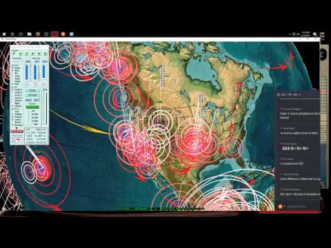 6/14/2017 -- Strong M6.9 Earthquake strikes Central America -- West Coast + Pacific BE PREPARED