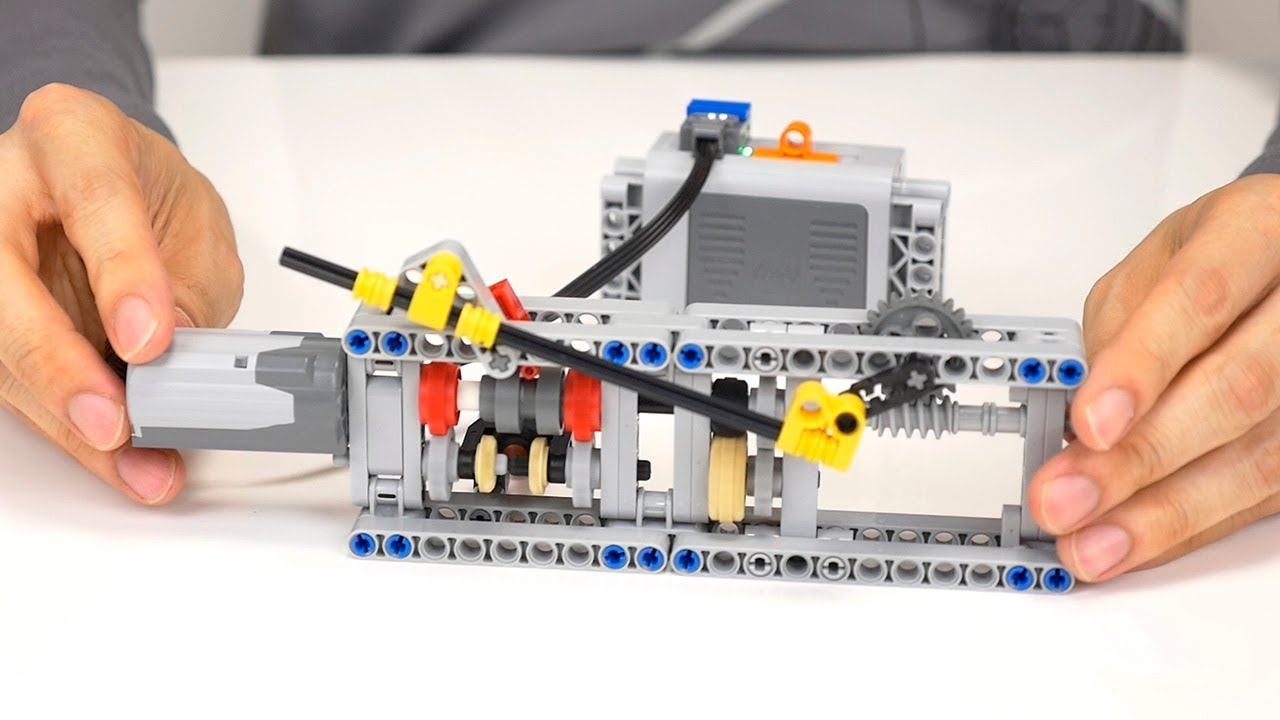 LEGO Technic is mechanical engineering    LEGO Technic   YouTube LEGO Technic is mechanical engineering    LEGO Technic