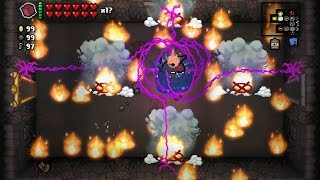 Binding of Isaac Rebirth: Epic Fetus technology synergy