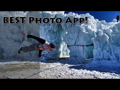 Best Photo App - Color Correction!!