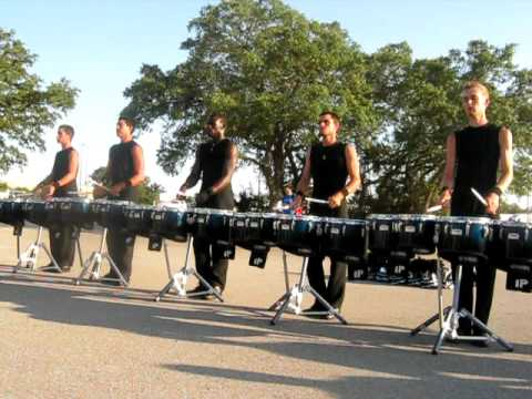 Bluecoats Tenors 2011