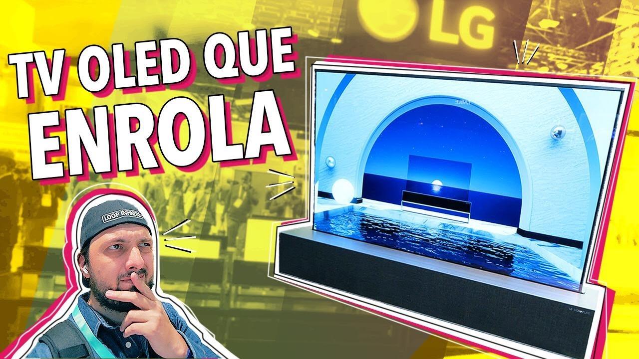 Download TV OLED DA LG É PURA ENROLAÇÃO!