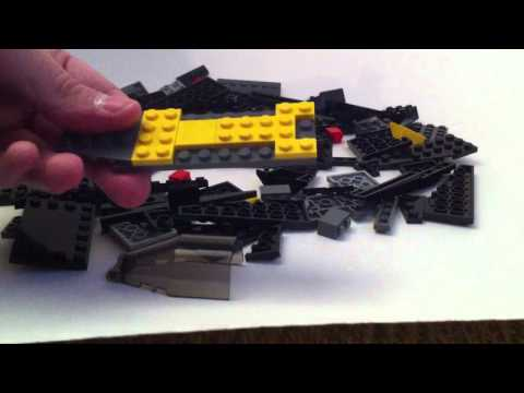 LEGO Live construction : Batwing Battle over Gotham City (2/3) [Français]