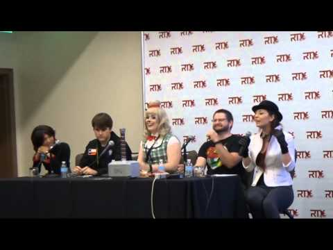 Rooster Teeth RTX 2015 The Art of 3D Printing