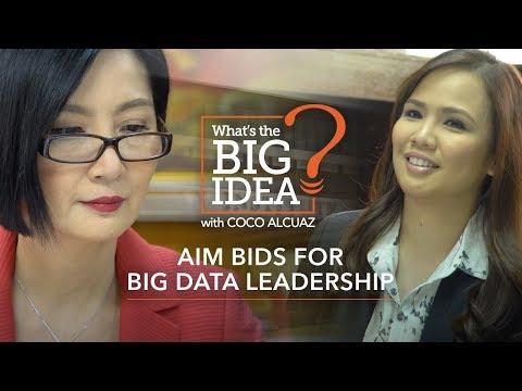 What's The Big Idea? AIM bids for big data leadership