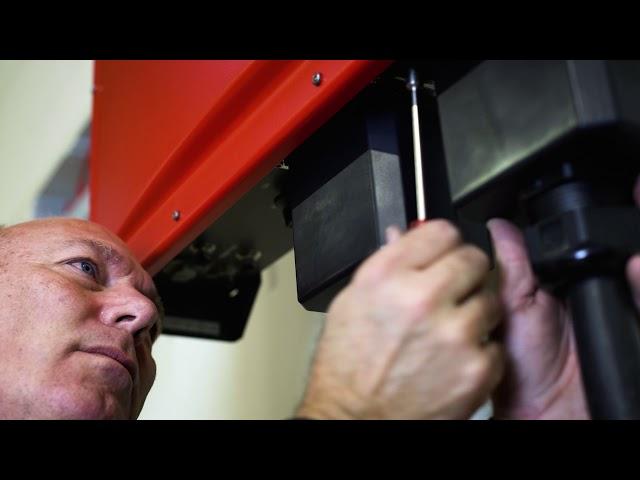 Installation video REFUsol 40K solar inverter
