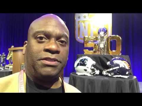 Roger Goodell, Raiders, NFL Press Conference #SB50