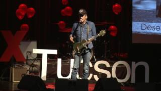 The Influence of Non-Influence | Howe Gelb | TEDxTucsonSalon