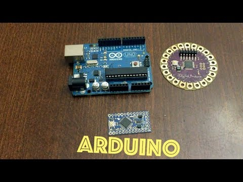 An Introduction To Arduino | Uno, LilyPad And Mini