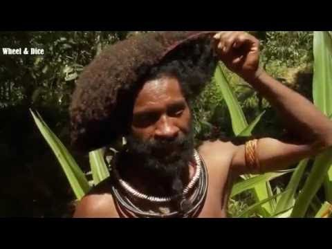 Papua New Guinea people and culture and rituals in Mount Hagen (pa 20....#2)