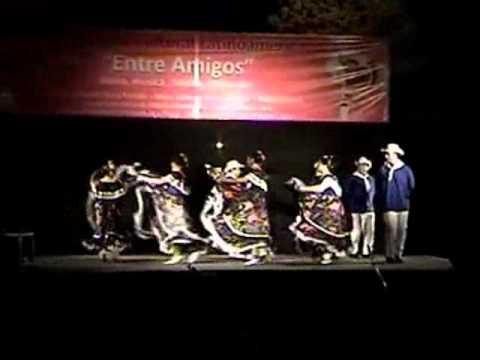 """2DO ENCUENTRO CULTURAL """"ENTRE AMIGOS"""". LA FLORIDA 2011"""