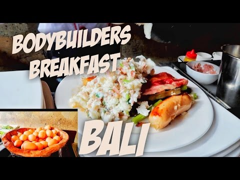 BODYBUILDER BREAKFAST IN BALI | BALI VLOG #2 | Modern Aesthetics Ep.20