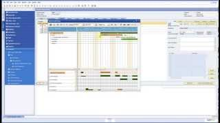 Time registration -- booking of direct and indirect hours in sheets with real-time roll-up to project costing gantt chart. data input can also be ac...