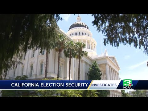 California spends millions to secure elections