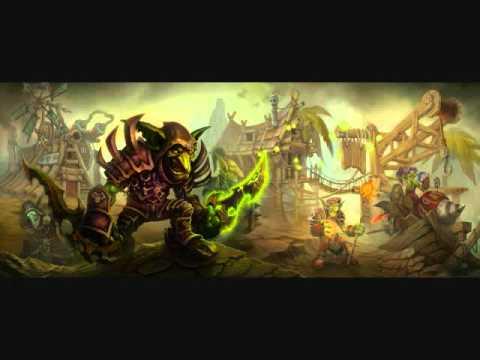 WoW Cataclysm Goblin theme