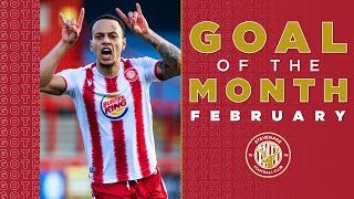 February Goal of the Month | Three SUPERB strikes to choose from!