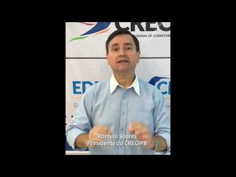 Chamada Live com João Teodoro, presidente do COFECI
