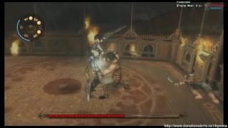 Попытка пройти Prince of Persia: Revelation [PSP] - Часть 1