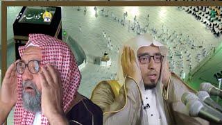 محاكاة المؤذن هاشم السقاف   للمؤذن (فاروق حضراوي) شفاه الله