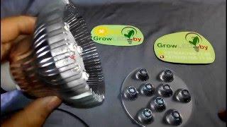 Светодиодные (LED) лампы для растений (фитолампы) своими руками (DIY)№20.НАС ОБМАНЫВАЮТ