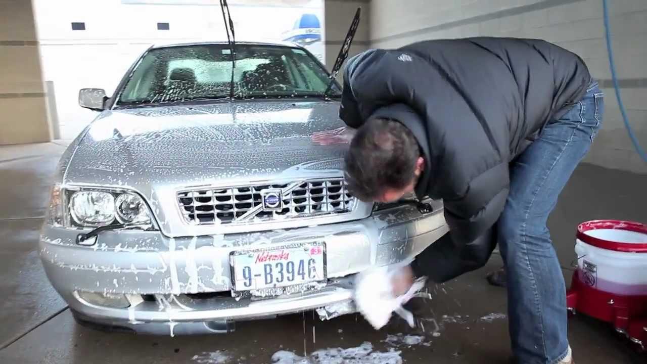 Washing Car In Winter >> Adam S Premium Car Care Winter Washing Tips